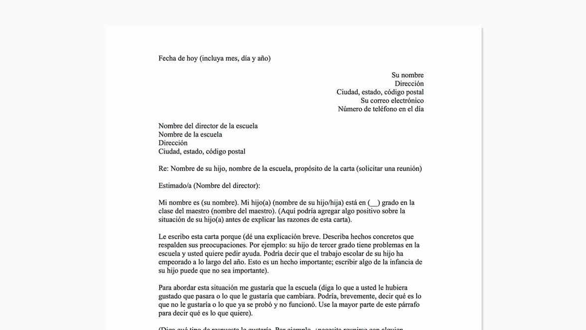 Carta Dirigida A Una Autoridad Inspirational Descargar Modelos De Cartas Para La Resolución De Disputas