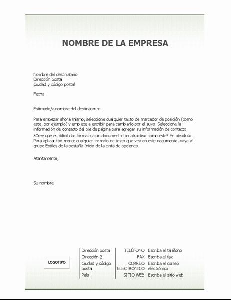 Carta Dirigida A Una Autoridad New Carta De Re Endacion