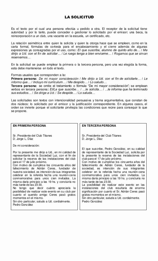Carta Dirigida A Una Autoridad Unique Cv Carta De Presentación Y solicitud