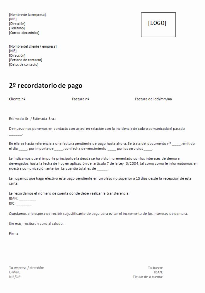 Carta Para Cobrar Una Deuda Beautiful Carta De Reclamación De Deuda Cómo Escribirla 1&1 Ionos