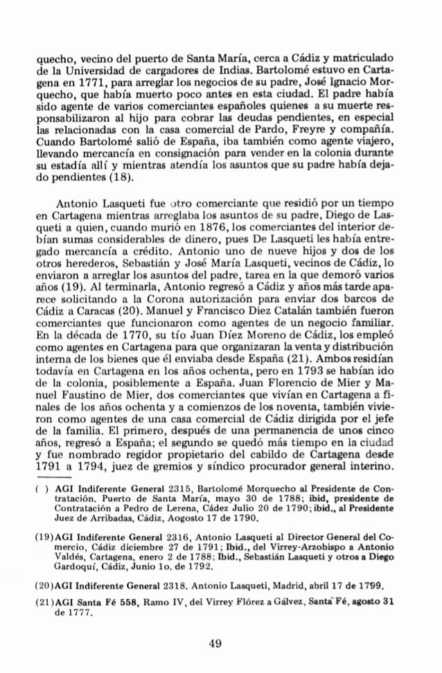 Carta Para Cobrar Una Deuda Unique Consulado Y Monopolio En La Nueva Granada