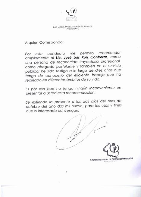 Cartas De Recomendacion Personales Ejemplos Luxury Ejemplos De Cartas De Re Endacion Personales Imagui