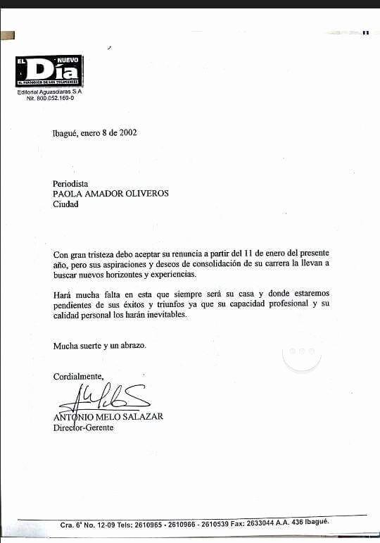 Cartas De Recomendacion Personales Ejemplos Luxury Me Encantó Esta Carta Los Jefes Modernos Ya No Hacen Esto