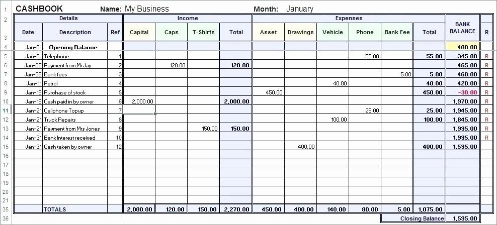 petty cash log template free receipt journal disbursements report
