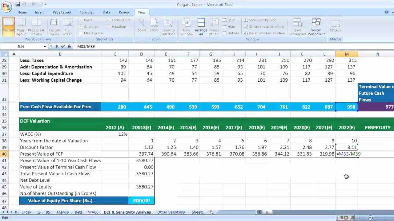 Cash Flow Analysis Example Excel Elegant Daily Cash Flow forecast Template Excel and Cash Flow