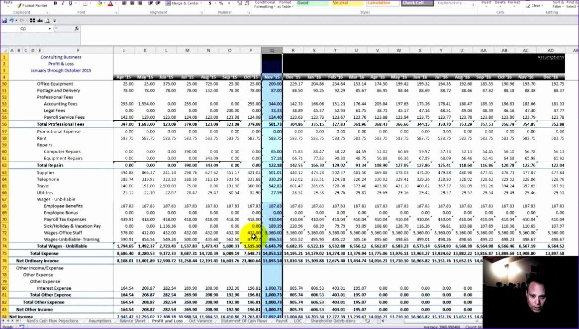 Cash Flow Analysis Example Excel Luxury 10 Excel Cash Flow forecast Template Exceltemplates