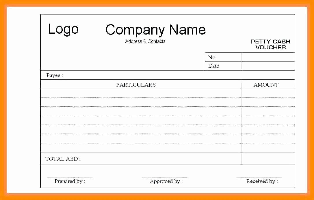 Cash Receipt format In Excel Inspirational Sample Cash Receipt Template Money In Excel format India