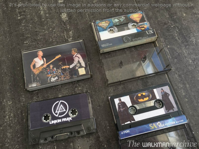 Cassette Tape J Card Template Beautiful Making Custom Cassette Labels & J Cards for Your Cassettes