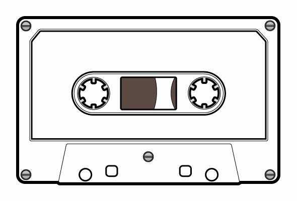 Cassette Tape J Card Template Elegant Cassette Template Cassette Cover Template Tape J Card
