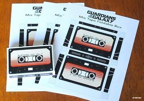 Cassette Tape J Card Template Inspirational Cassette J Card Template Illustrator Printable Guardians