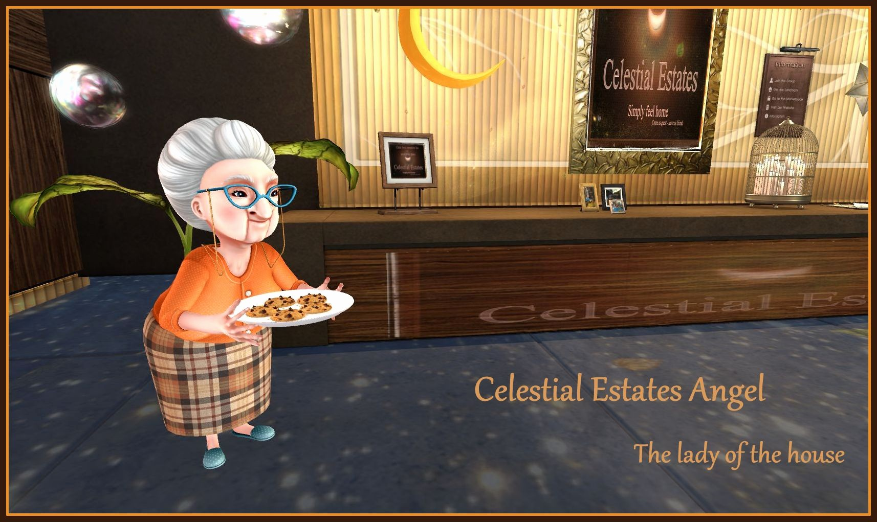 Celestial theme for Word 2016 Awesome Celestial Estates Angel – Celestial ☽ ☾ Estates