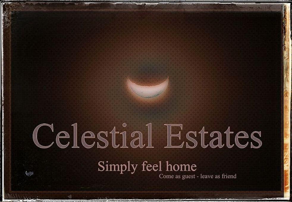 Celestial theme for Word 2016 Inspirational Blog – Celestial ☽ ☾ Estates