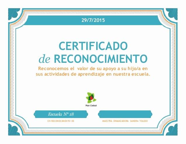 Certificado De Agradecimiento Y Apreciacion Best Of Certificado De Agradecimiento Esslidesharenet