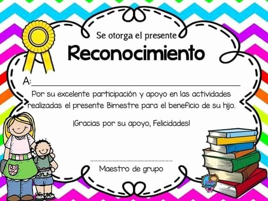 Certificados De Reconocimiento Para Editar Awesome Pin De Wilmarie En Mi Futuro O Maestra