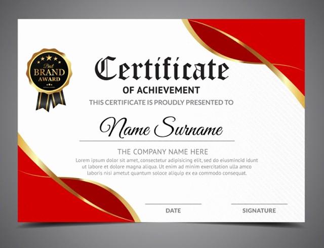 Certificados De Reconocimiento Para Editar Luxury Hermosos Certificados Y Diplomas Para Imprimir Recursos