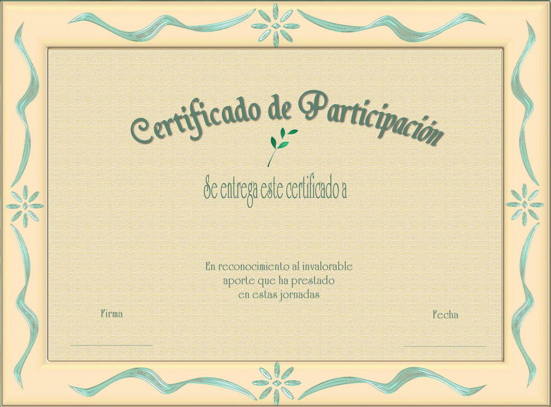 Certificados De Reconocimiento Para Editar New Certificados De Reconocimiento Cristianos