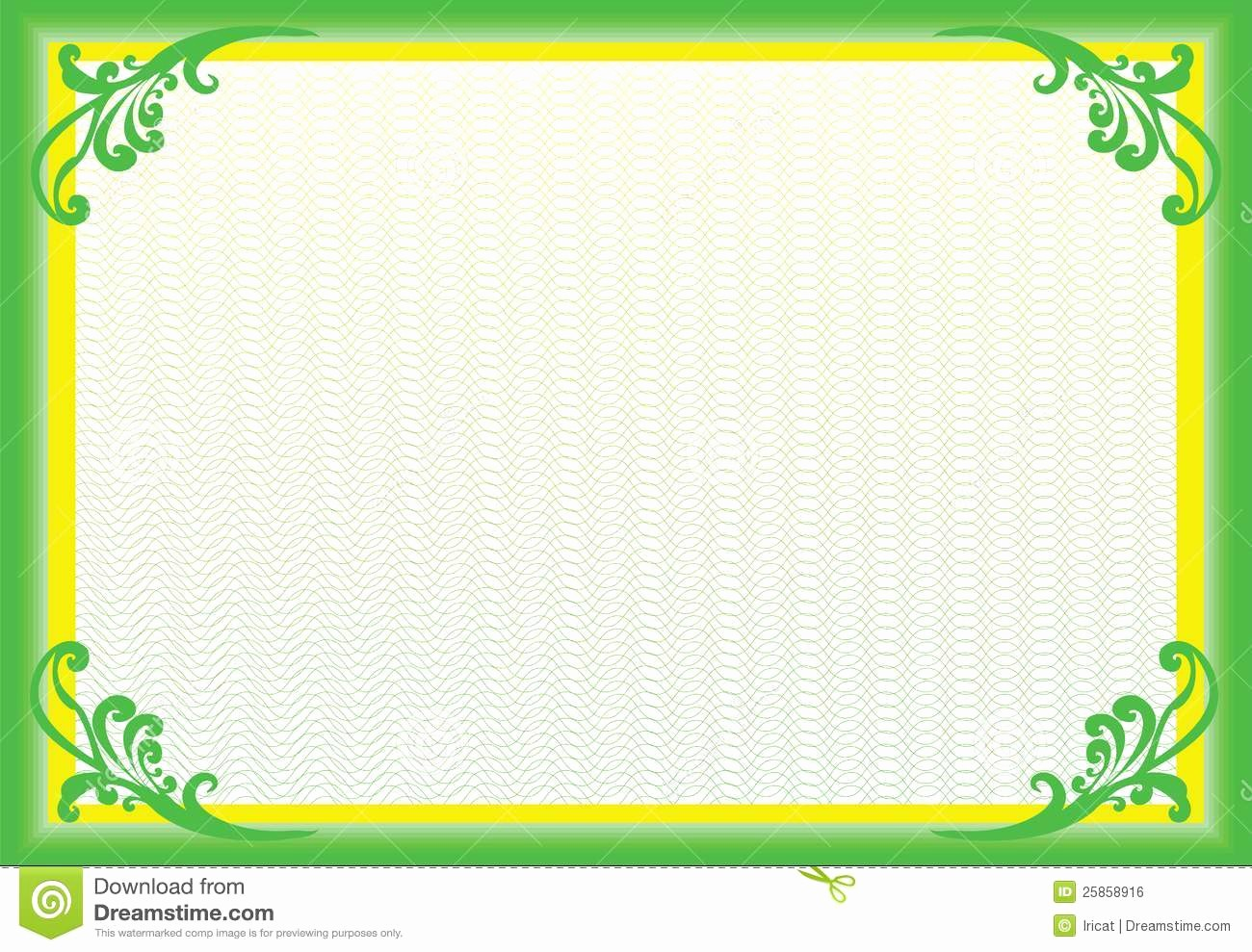 Certificate Background Design Free Download Awesome Certificate Background Stock Vector Illustration Of