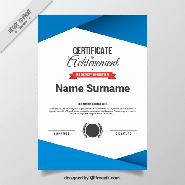 Certificate Background Design Free Download Fresh 1000 Ideas About Free Certificate Templates On Pinterest