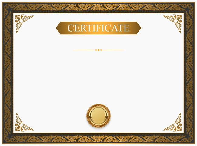 Certificate Background Design Free Download Fresh Certificate Background Design Certificate Templates