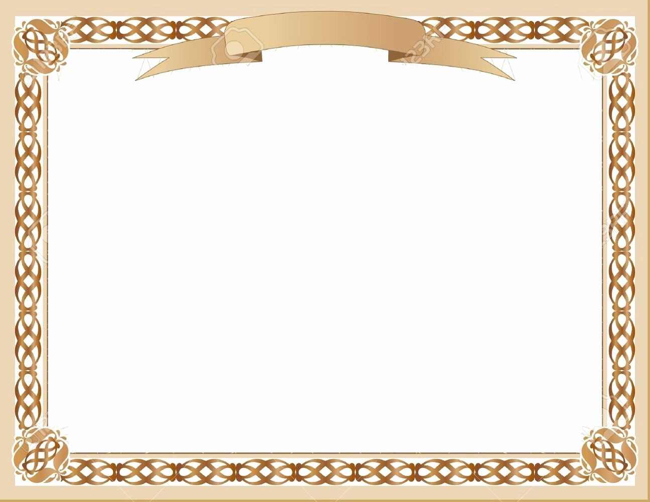 Certificate Background Design Free Download Unique Blank Certificate Designs Template Border Design