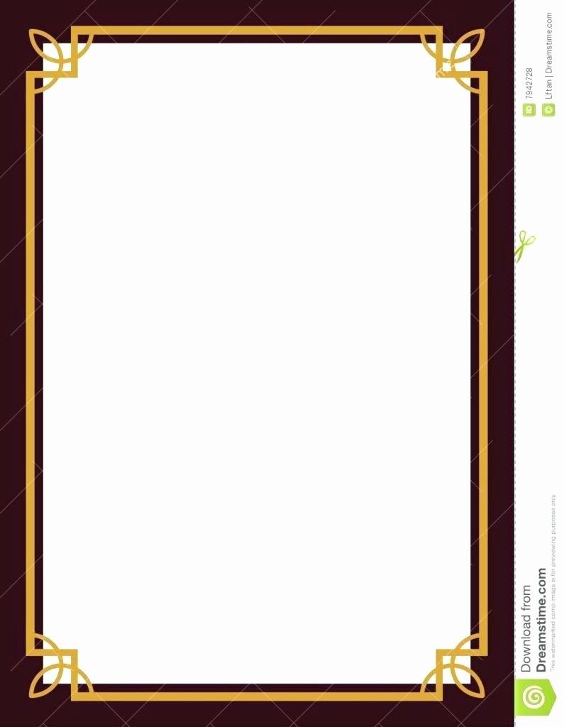 Certificate Border Design Free Download Beautiful Template Certificate Border Design Template Black for