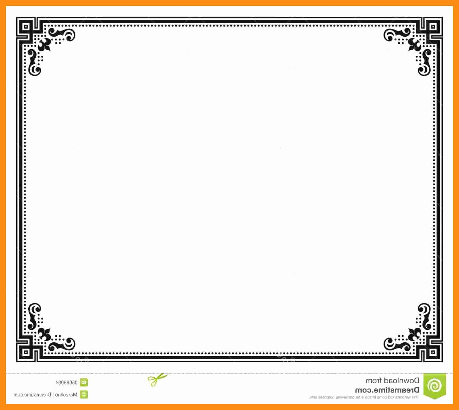 Certificate Border Design Free Download Best Of Certificate Design Border