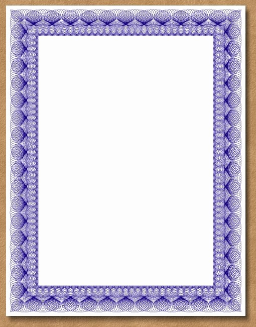 Certificate Border Design Free Download Lovely Certificates Certificate Designs In Vector format