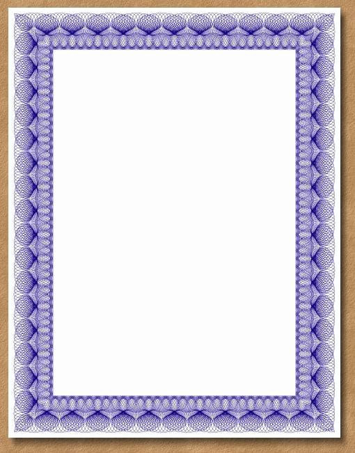 Certificate Border Design Free Download Lovely Certificates Certificate Designs In Vector format