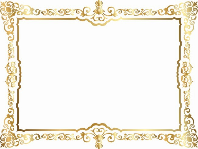 Certificate Border Design Free Download Unique Certificate Border Lace Shading Frame Png and Vector