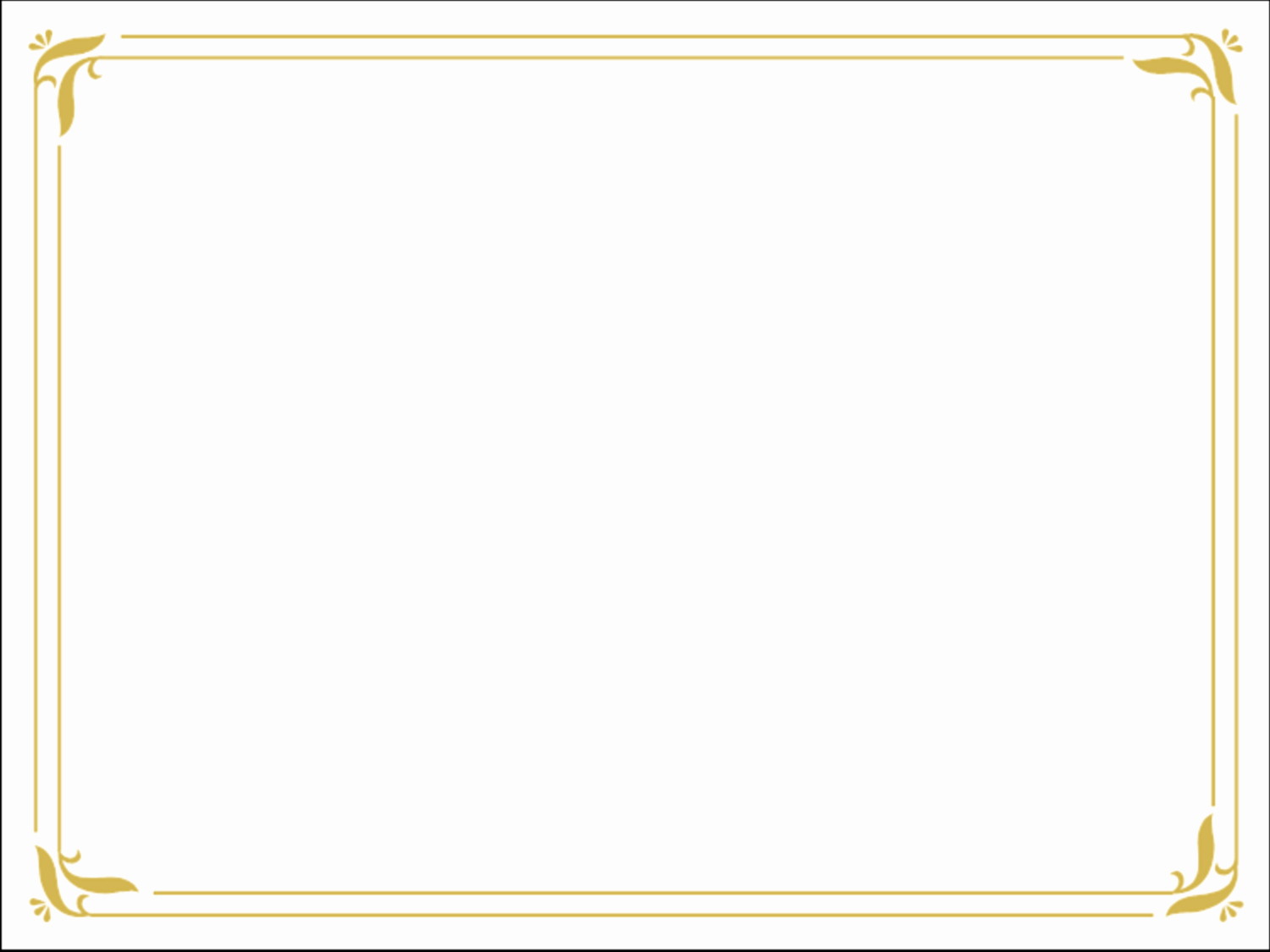 Certificate Border Template for Word Elegant Png Certificate Borders Free Transparent Certificate