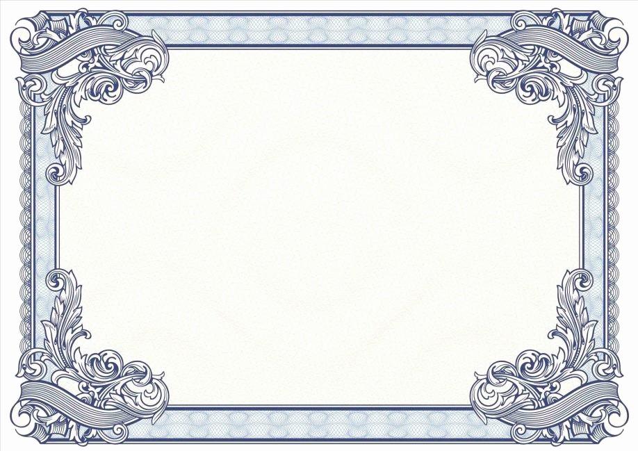 Certificate Border Template for Word Lovely Certificate Borders Word Letter Examples Free Templates