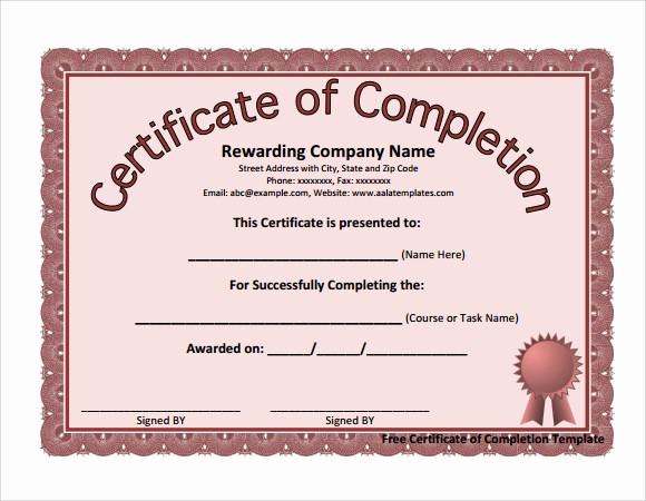 Certificate Design Templates Free Download Luxury 28 Microsoft Certificate Templates Download for Free