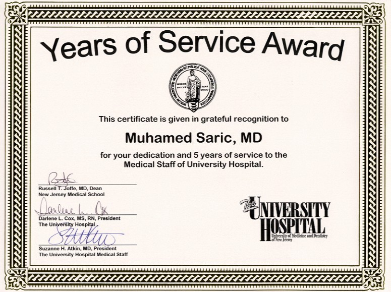 Certificate for Years Of Service Best Of 5 Years Service Award Quotes Quotesgram