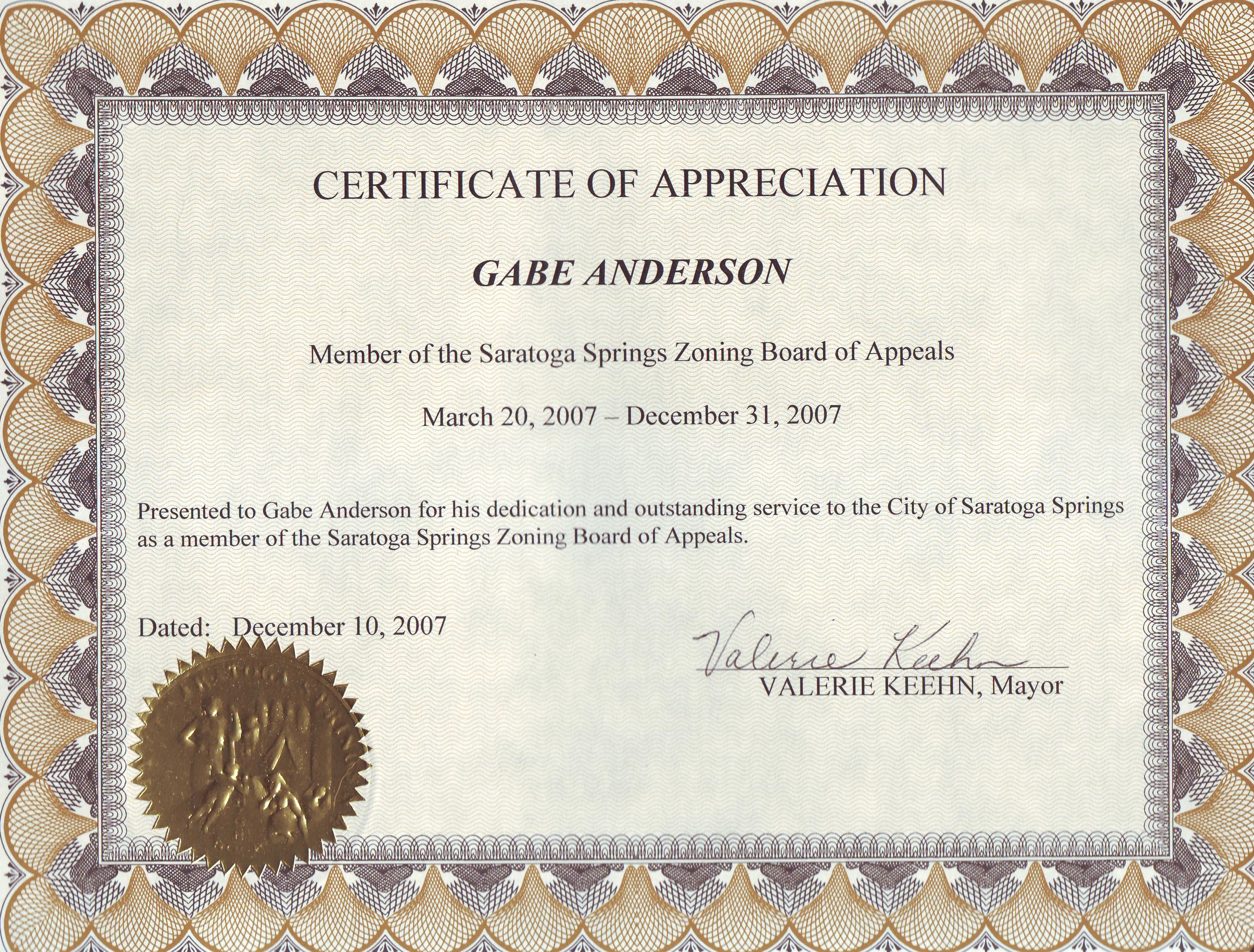 Certificate Of Appreciation Word Template Lovely Certificate Appreciation Template Word Doc