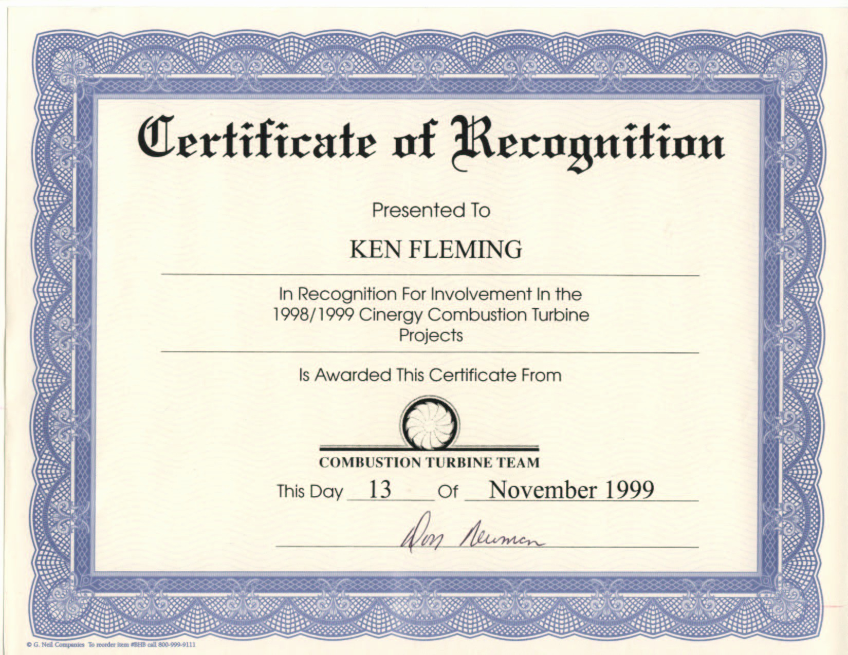 Certificate Of Award Template Free Best Of 8 Best Of Recognition Award Certificate Templates