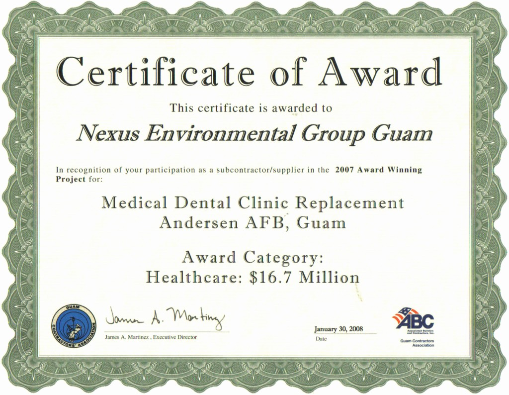 Certificate Of Award Template Free Fresh Graduation Certificate Invitations