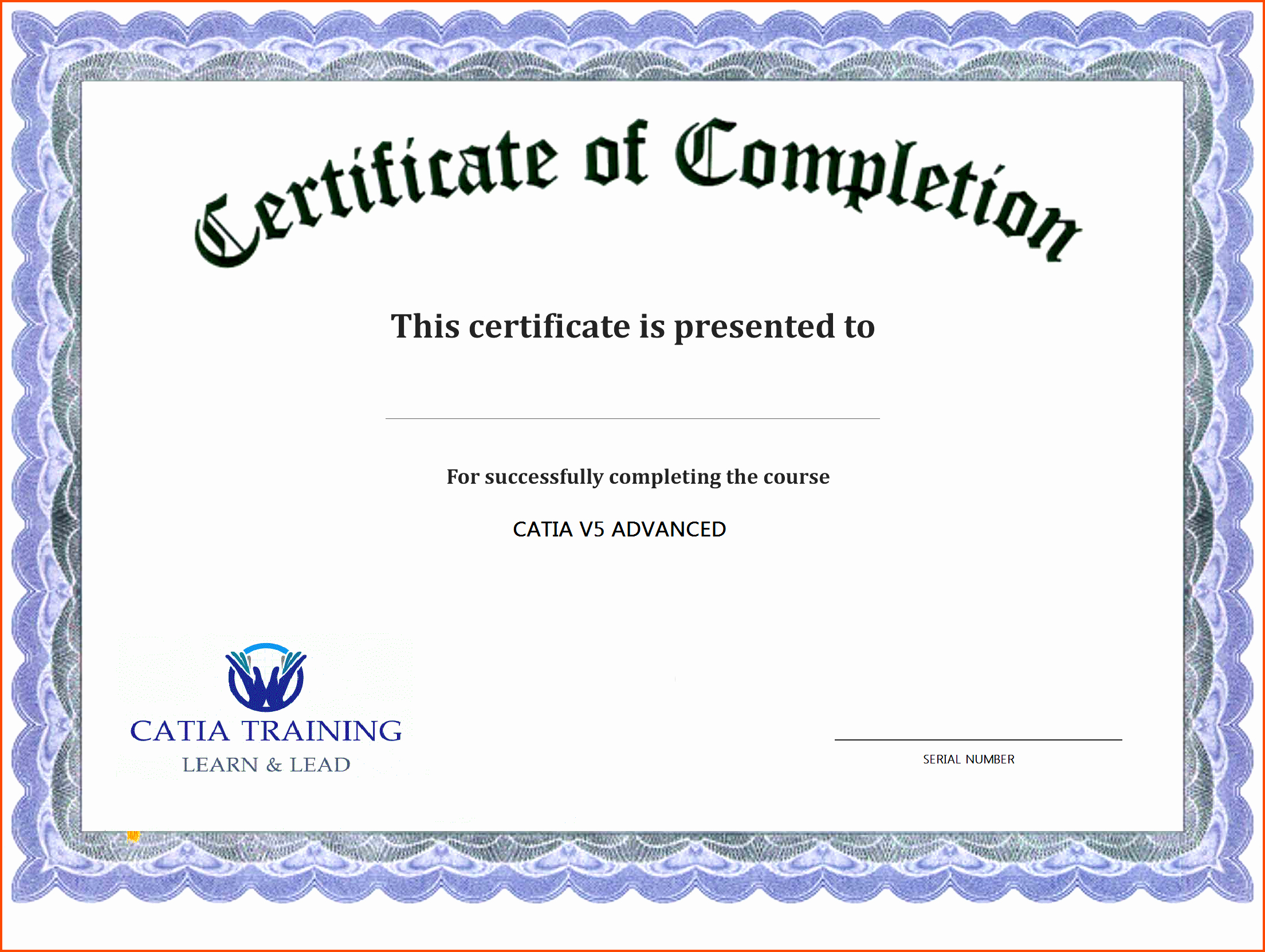 Certificate Of Completion Word Template Fresh Free Printable Editable Certificates Birthday Celebration