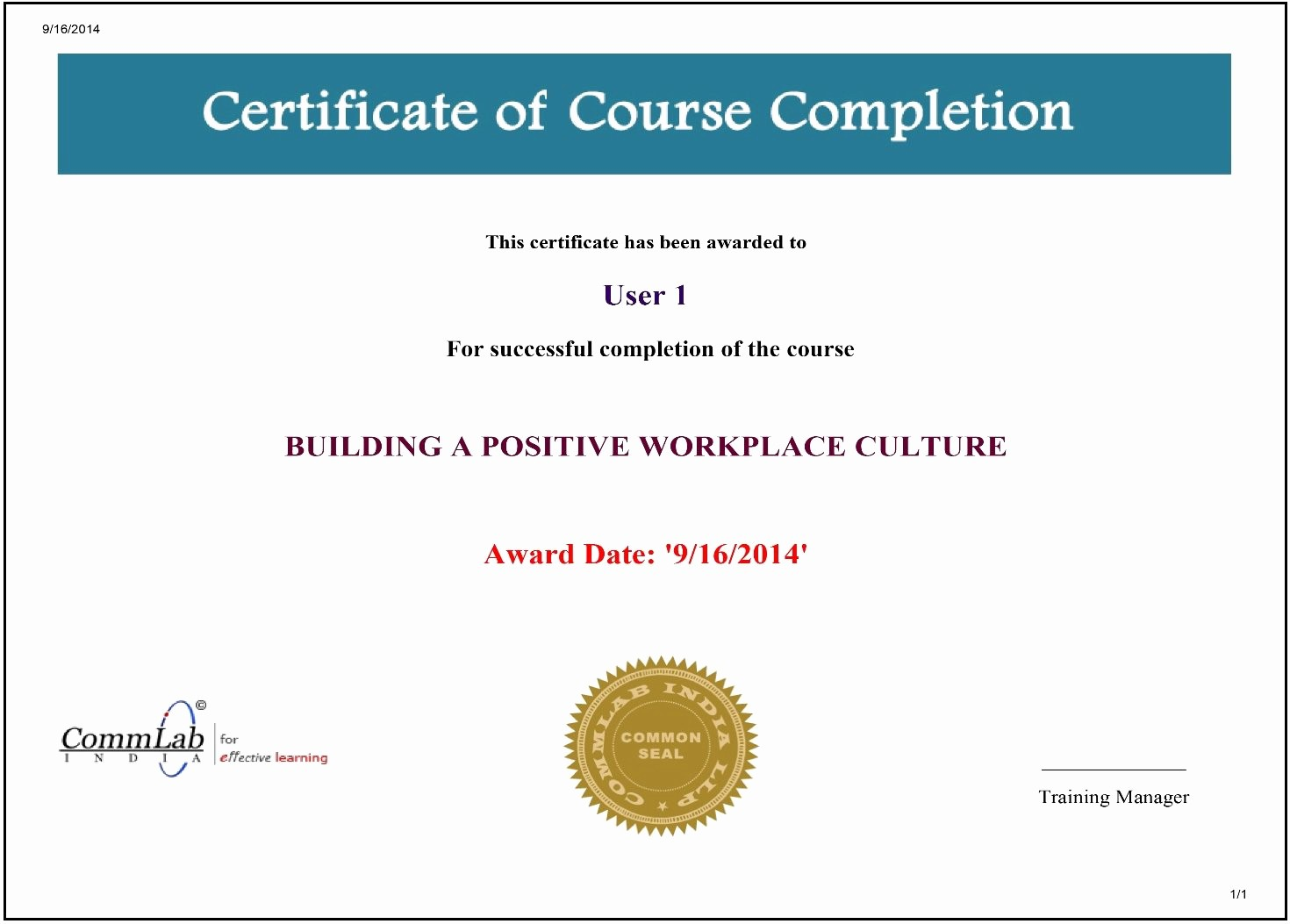 Certificate Of Course Completion Template Lovely Generating A Certificate In Articulate Storyline Using