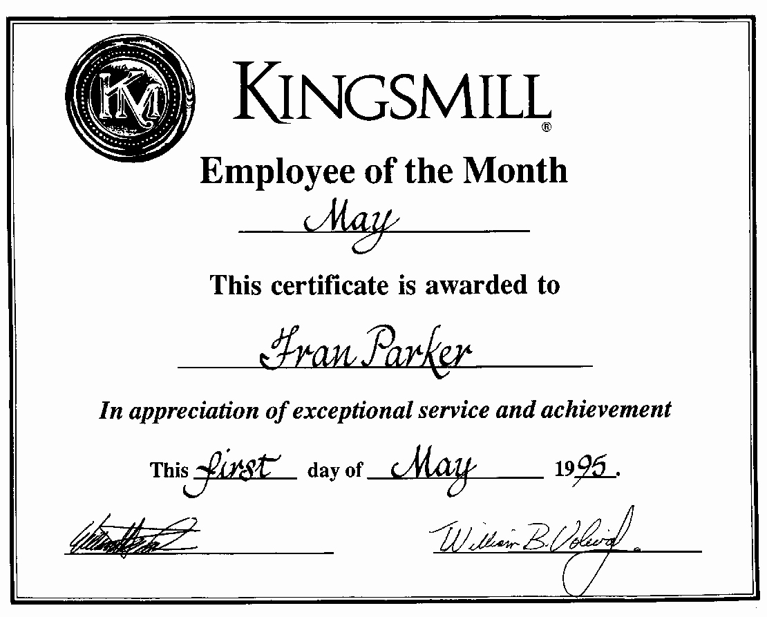 Certificate Of Excellence for Employee Fresh Terrific Award Template for Employee Student Excellence