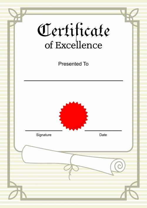 Certificate Of Excellence for Students Lovely 140 Best Images About Teacher Resources On Pinterest