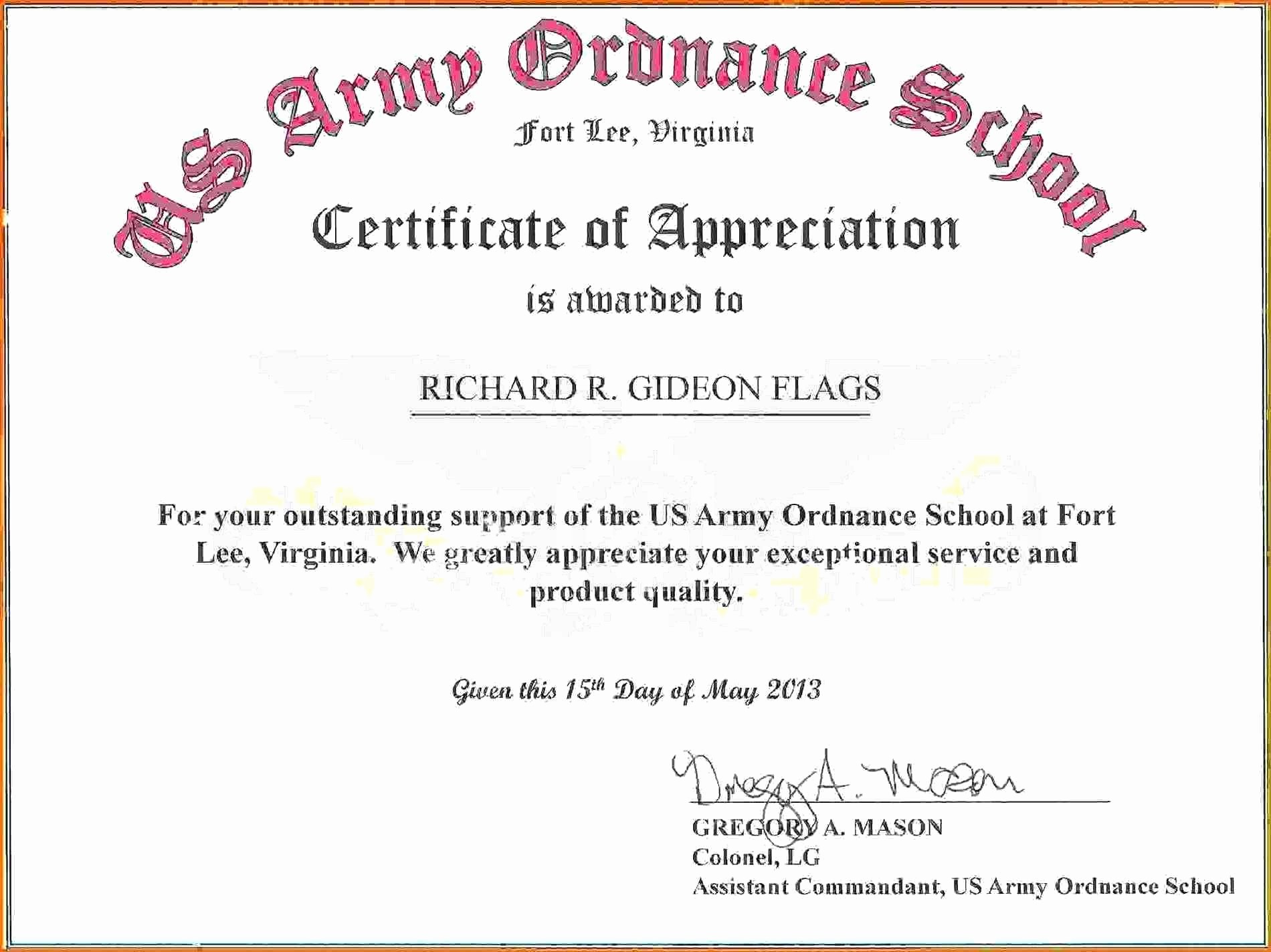 Certificate Of Excellence Template Word Beautiful Template Award Excellence Template