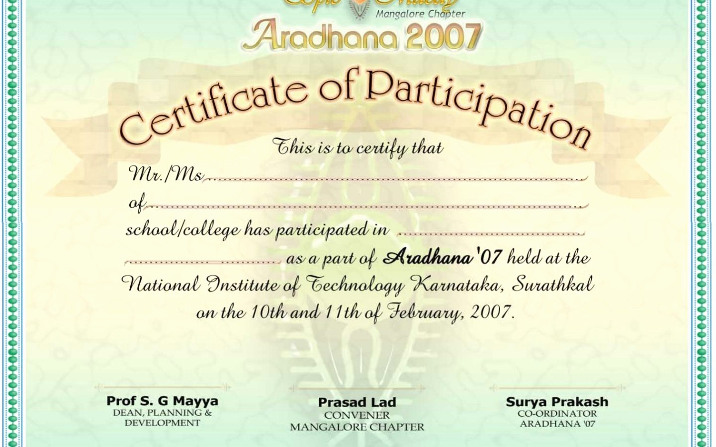 Certificate Of Participation Wording Samples Best Of Certificate Participation Certificate