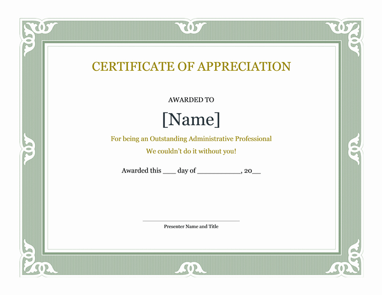 Certificate Of Recognition Editable Template Best Of Professional Business Certificate Template Examples Thogati
