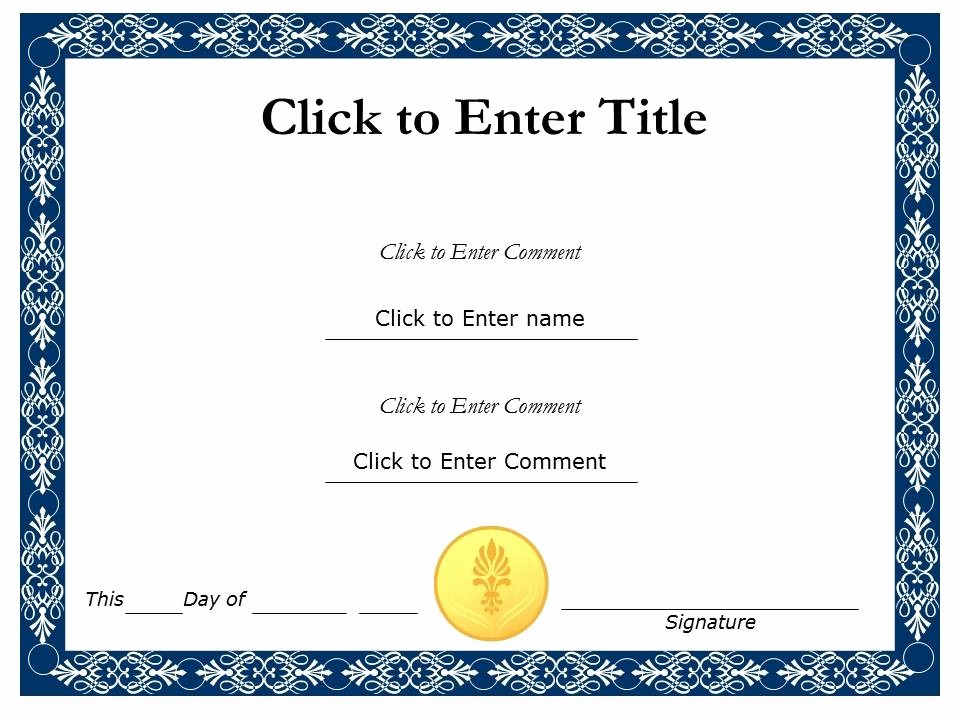Certificate Of Recognition Editable Template New Printable Certificate Of Recognition Templates