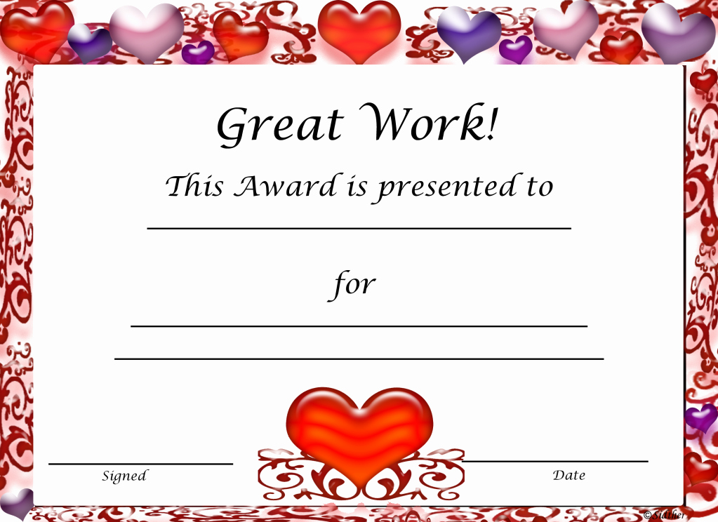 Certificate Of Recognition for Kids Fresh Free Certificates for Kids Classroom Pinterest