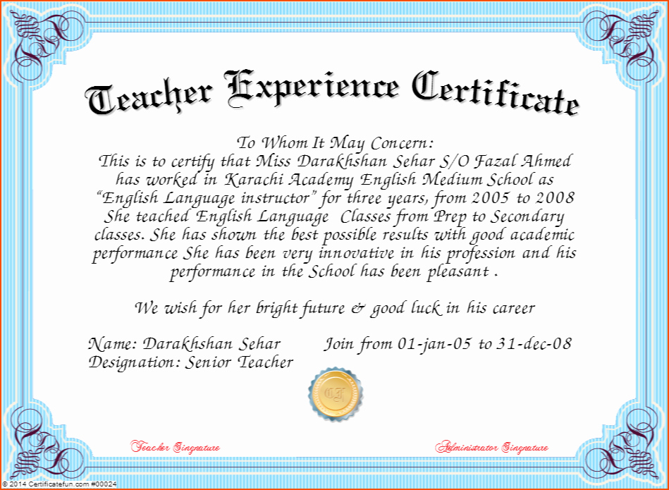 Certificate Of Recognition Template Word Inspirational 7 Certificate Of Appreciation Template Word