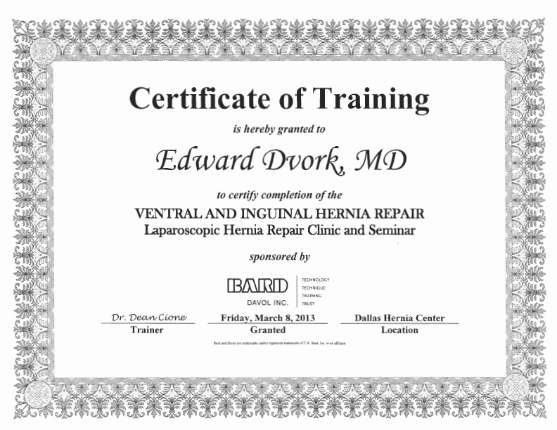 Certificate Of Training Template Word Beautiful 8 Training Certificate Templates Excel Pdf formats