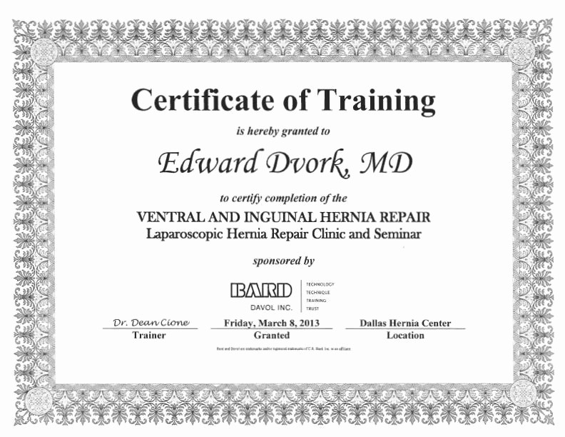 Certificate Of Training Template Word Lovely 8 Training Certificate Templates Excel Pdf formats