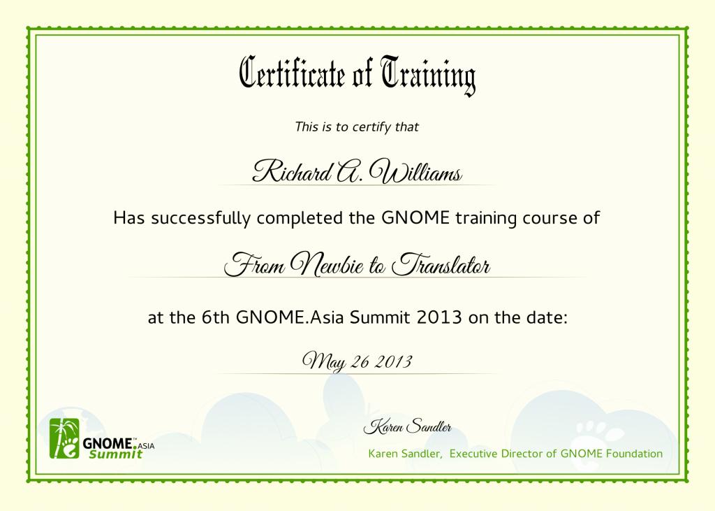 Certificate Of Training Template Word Luxury Leadership Training Certificates