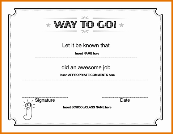 Certificate Templates for Microsoft Word Elegant Microsoft Word Certificate Templatereference Letters Words
